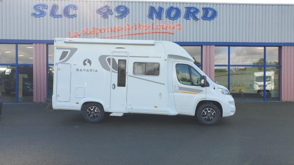 Bavaria T 626 D Nomade