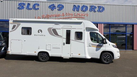 Bavaria T 746 Fc Nomade