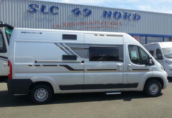 Neuf Benimar Benivan 115 vendu par SLC 49 NORD