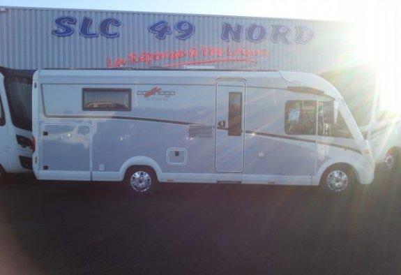 Occasion Carthago C-Tourer I 150 vendu par SLC 49 NORD