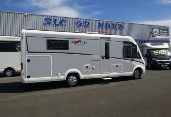 Carthago C Tourer T 150