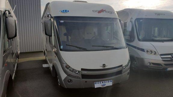 Occasion Carthago E Line 51 Qb vendu par SLC 49 NORD