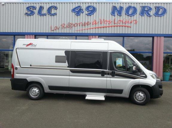 Neuf Carthago Malibu 600 Db vendu par SLC 49 NORD
