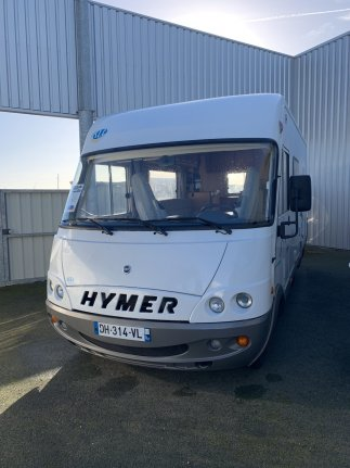 Occasion Hymer B 584 vendu par SLC 49 NORD