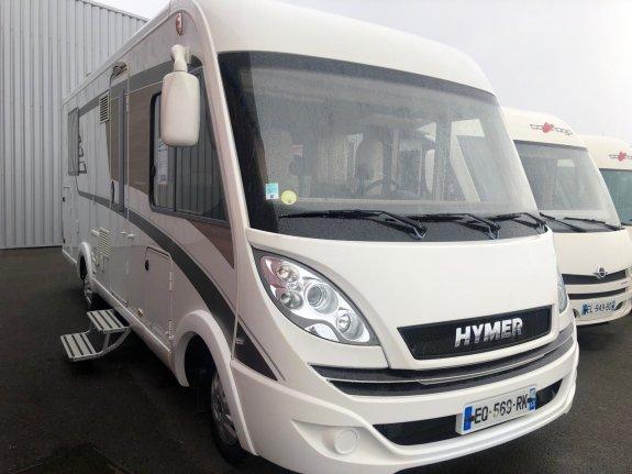 Occasion Hymer B 598 Premium Line vendu par SLC 49 NORD