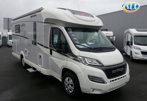 carthago c tourer t 150 neuf de 2017 fiat camping car en vente avrille maine et loire 49. Black Bedroom Furniture Sets. Home Design Ideas