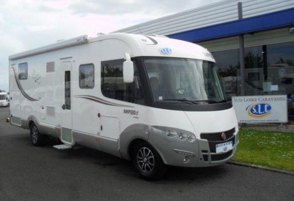 cote argus rapido serie 9 9005 dfh alde l 39 officiel du camping car. Black Bedroom Furniture Sets. Home Design Ideas