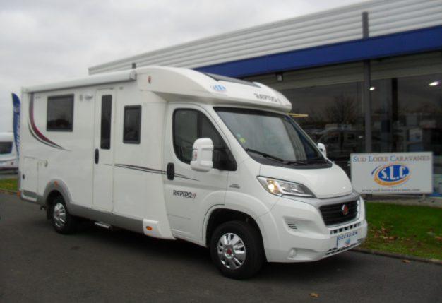 Store Exterieur Camping Car Rapido