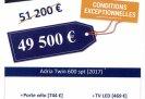 Neuf Adria Twin 600 Spt vendu par SLC 37