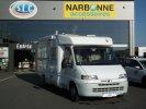 achat camping-car Burstner Harmony T 604