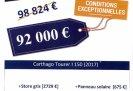 Neuf Carthago C-Tourer I 150 vendu par SLC 37