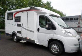Occasion Burstner Travel Van T 571 vendu par SLC 72 CARRE