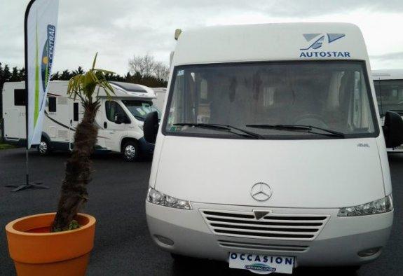 cote argus autostar aryal 858 868 excellence l 39 officiel du camping car. Black Bedroom Furniture Sets. Home Design Ideas