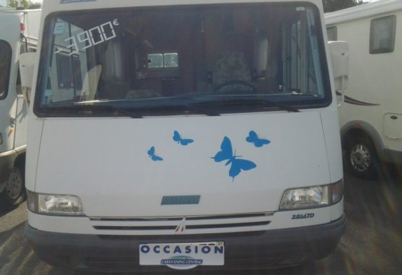 Occasion Frankia I 620 vendu par CARAVANING CENTRAL ANGERS