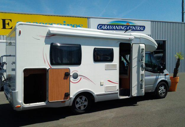 challenger genesis 42 occasion porteur ford transit 2 2 tdci 2 2 l tdci 140ch camping car. Black Bedroom Furniture Sets. Home Design Ideas