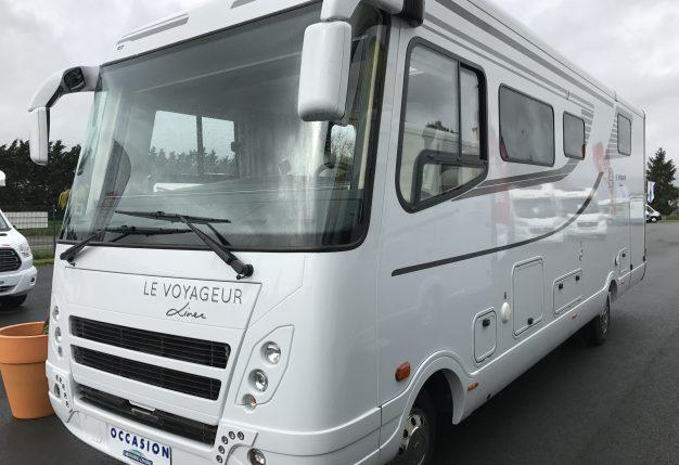 le voyageur rmb 874 qd occasion de 2016 iveco camping car en vente montreuil juign. Black Bedroom Furniture Sets. Home Design Ideas