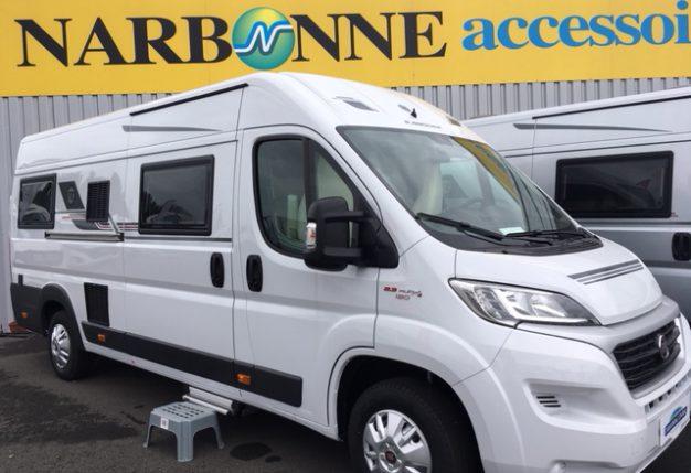 Randger r 640 neuf de 2018 fiat camping car en vente for Camping maine et loire avec piscine