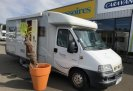achat  Hymer Tramp 655 CARAVANING CENTRAL ANGERS