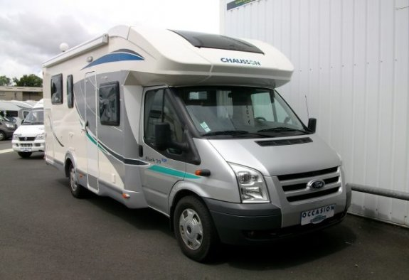 Chausson Flash 30 Top