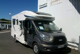 Chausson Flash 628 Eb