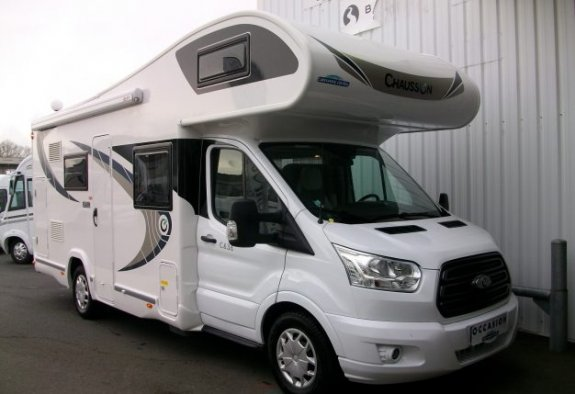 Chausson Flash 636