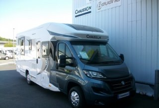 Chausson Welcome 718 Xlb