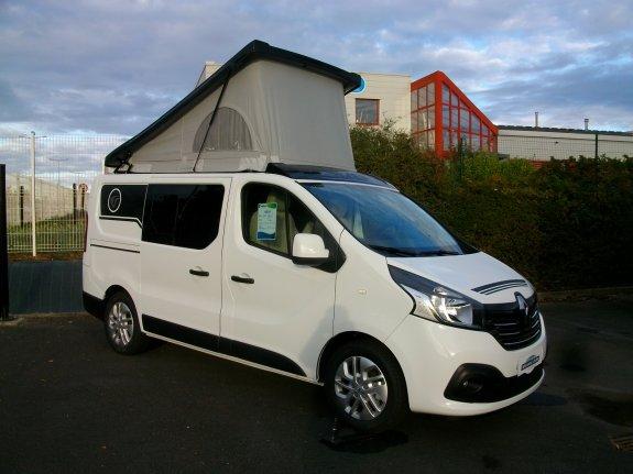 Neuf Font Vendome Auto Camp vendu par CARAVANING CENTRAL CHOLET