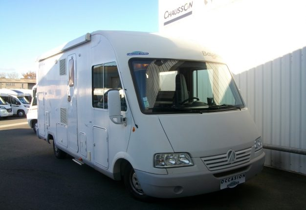 bavaria i 65 ed occasion de 2006 citroen camping car en vente cholet maine et loire 49. Black Bedroom Furniture Sets. Home Design Ideas