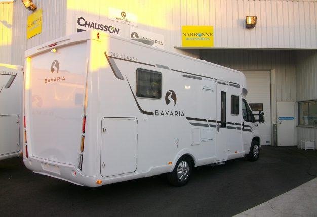 bavaria t 746 c class neuf de 2017 fiat camping car en vente cholet maine et loire 49. Black Bedroom Furniture Sets. Home Design Ideas