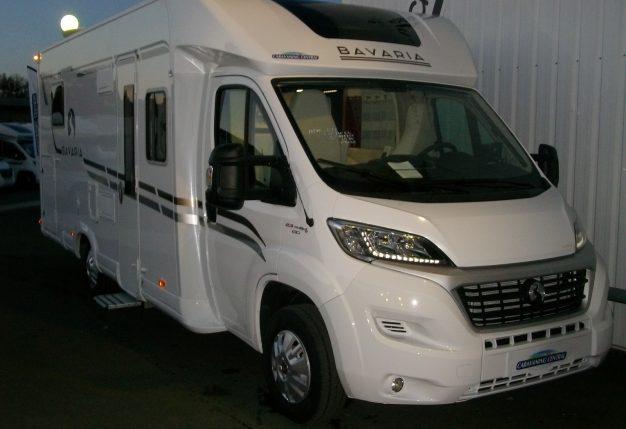 bavaria t 746 c class neuf de 2018 fiat camping car en vente cholet maine et loire 49. Black Bedroom Furniture Sets. Home Design Ideas