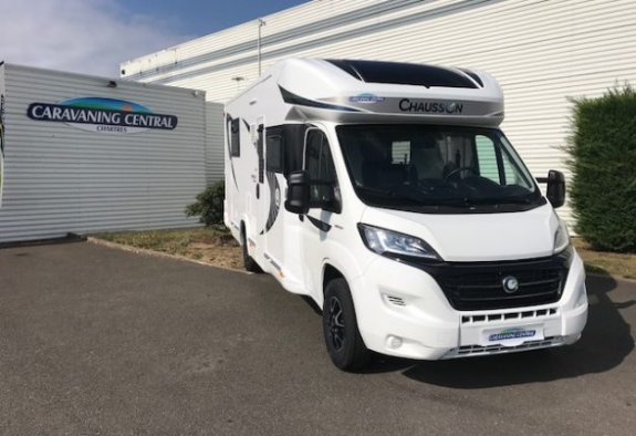 Chausson Welcome 768