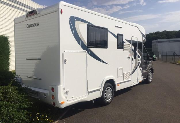 chausson 628 eb limited edition neuf de 2017 ford camping car en vente luisant eure et. Black Bedroom Furniture Sets. Home Design Ideas