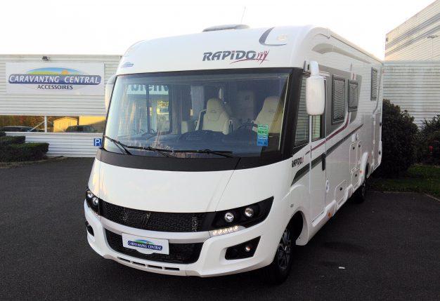 Premium Rapido Fiat Camping Car