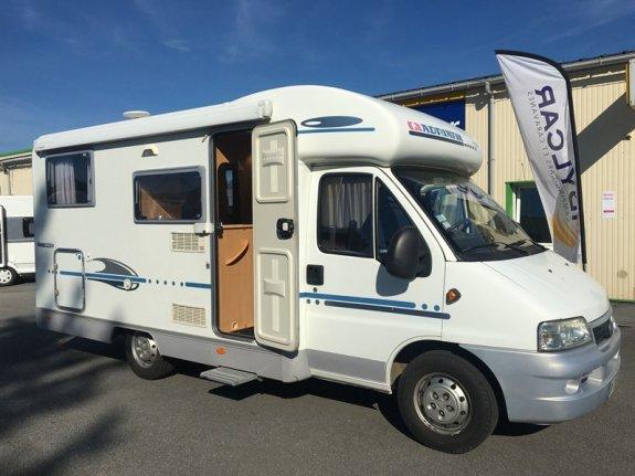 Occasion Adria 574 SP vendu par CHEVALIER LOISIRS 61