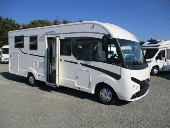 Neuf Itineo Mc 740 vendu par BRITWAYS CAR BREST