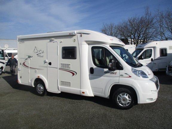 Occasion Rapido 603 vendu par BRITWAYS CAR BREST