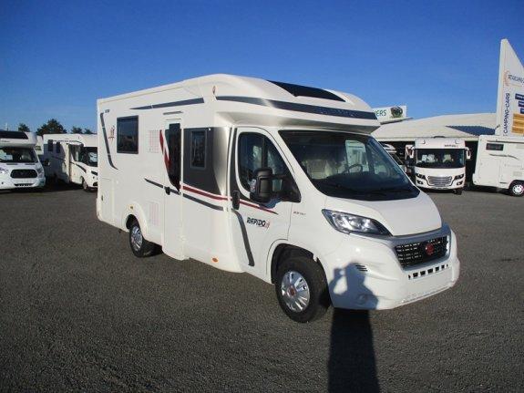 Neuf Rapido 650 F vendu par BRITWAYS CAR BREST