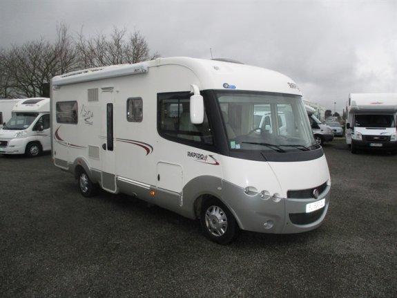 Occasion Rapido 9076 Df vendu par BRITWAYS CAR BREST