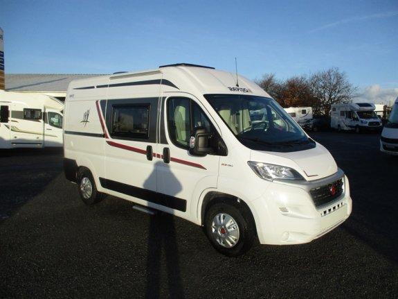 Neuf Rapido Van 43 vendu par BRITWAYS CAR BREST