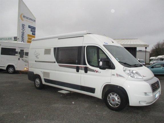 Occasion Van Van 53 vendu par BRITWAYS CAR BREST