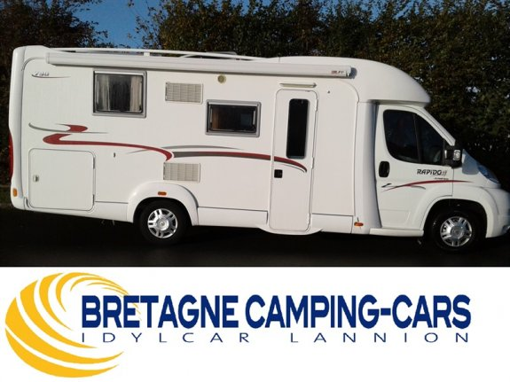 Occasion Rapido 790 C vendu par BRITWAYS CAR LANNION