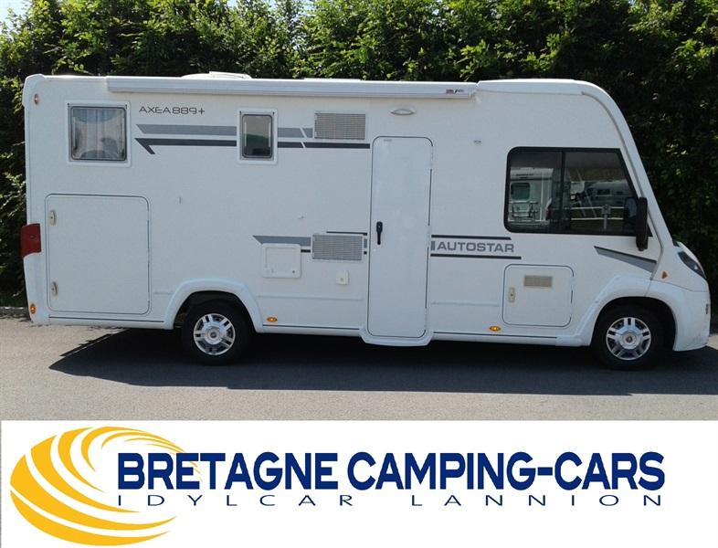 autostar axea 889 occasion fiat camping car en vente. Black Bedroom Furniture Sets. Home Design Ideas