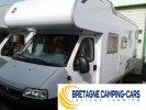 Occasion Burstner A 576 vendu par BRITWAYS CAR LANNION