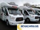 Neuf Challenger Genesis 170 vendu par BRITWAYS CAR LANNION