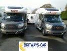 achat  Challenger Genesis 290 Special Edition BRITWAYS CAR LANNION