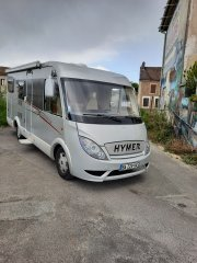 Hymer excis i 572