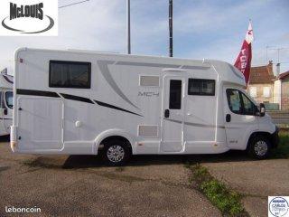 achat Mc Louis Camping-car Mc Louis Mc4 381
