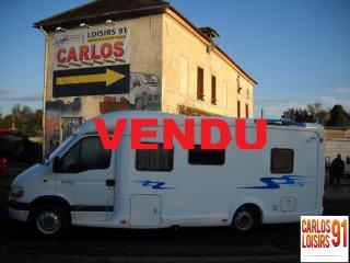 Occasion Rapido 7820 R vendu par CARLOS LOISIRS 91