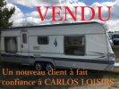 achat caravane / mobil home Fendt Topas 590 CARLOS LOISIRS 91