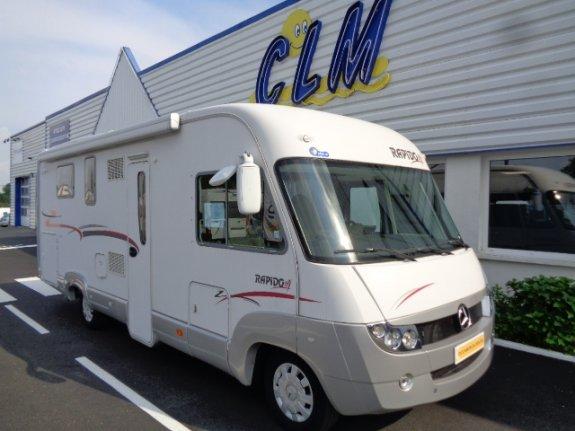 cote argus rapido integraux 966 983 990 l 39 officiel du camping car. Black Bedroom Furniture Sets. Home Design Ideas